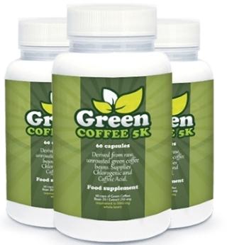 green cofee 5k