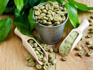 green coffee 5k ingredienti