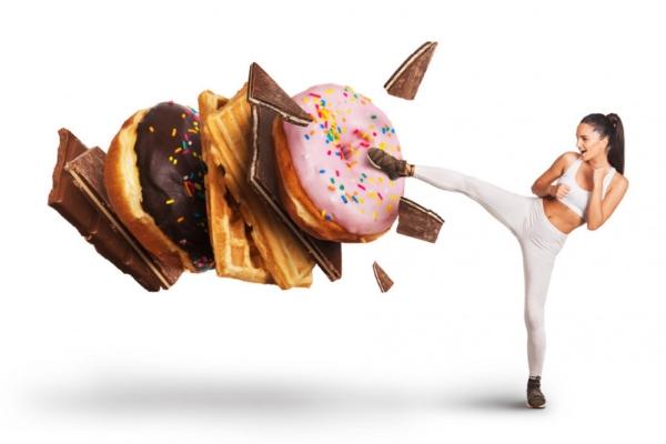 eliminare le calorie