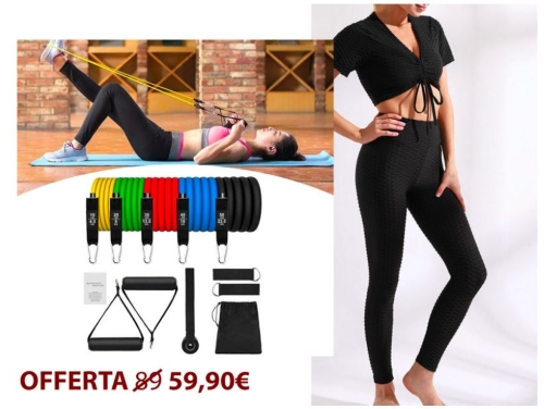 pacchetto home fitness