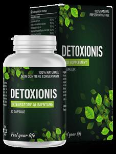 detoxionis integratore