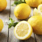 Dieta del limone per avere una pancia piatta in una settimana